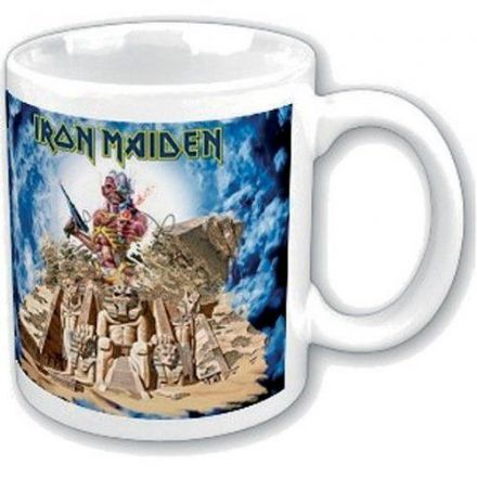 Iron Maiden Somewhere Back in Time Boxed Mug